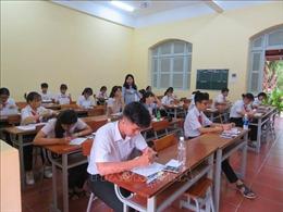 27 trường THPT ở Cần Thơ công bố điểm chuẩn vào lớp 10