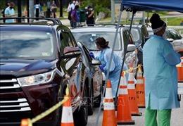 Mỹ ghi nhận thêm 1.302 ca tử vong do COVID-19 trong 24 giờ