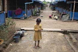Myanmar cứu trợ trẻ em đường phố trong đại dịch COVID-19