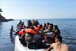 Thổ Nhĩ Kỳ cứu 74 người di cư bất hợp pháp ngoài khơi biển Aegea