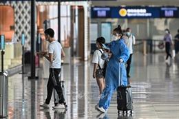 Trung Quốc, Brunei nối lại chuyến bay trực tiếp