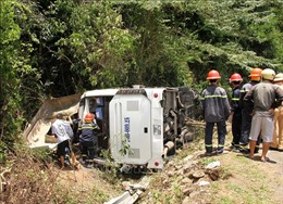 Khởi tố lái xe gây tai nạn khiến 15 người chết tại Quảng Bình