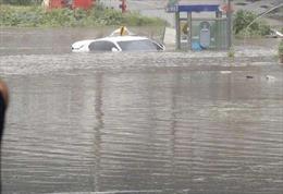 Nhà lãnh đạo Triều Tiên thị sát ngôi làng bị ảnh hưởng lũ lụtnghiêm trọng