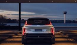 Cadillac ra mắt xe chạy hoàn toàn bằng điện đầu tiên