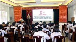 38 y, bác sĩ tỉnh Phú Thọ tình nguyện đến Quảng Nam hỗ trợ phòng, chống COVID-19