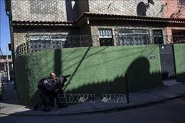 Xả súng tại Brazil, ít nhất 17 người thương vong