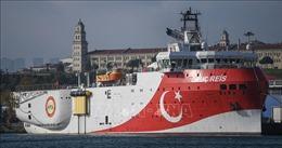 Tổng thống Thổ Nhĩ Kỳ muốn tìm 'giải pháp cùng thắng'với Hy Lạp