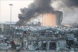 Liên hợp quốc kêu gọi khoản viện trợ 565 triệu USD cho Liban sau vụ nổ