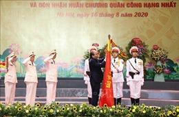 Thủ tướng dự Lễ kỷ niệm 75 năm Ngày truyền thống Công an nhân dân Việt Nam