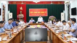 Chủ tịch UBND tỉnh Hòa Bình: Xử lý dứt điểm sai phạm trong thực hiện Dự án nạo vét dòng chảy suối Gạo