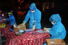 Các mẫu xét nghiệm của người dân tại chợ đầu mối và Cảng cá Thọ Quang đều âm tính