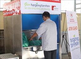 Máy ATM gạo sử dụng trí tuệ nhân tạo tại Đà Nẵng