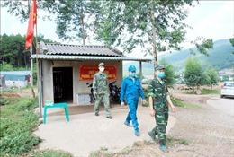 Lạng Sơn lập mới 5 chốt kiểm dịch tại các cửa khẩu