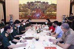 Đẩy mạnh hợp tác điều trị, nghiên cứu khoa học Việt Nam - Cuba