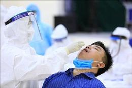 Thành ủy Hà Nội chỉ đạo tăng cường kiểm tra chống dịch COVID-19