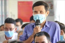 Giải quyết chính sách cho các hộ dân gần khu xử lý chất thải rắn Nghĩa Kỳ