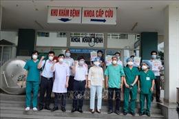 Đà Nẵng: Thêm 23 bệnh nhân mắc COVID-19 được công bố khỏi bệnh