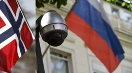 Đại sứ quán Nga tại Oslo phản đối Na Uy trục xuất nhân viên ngoại giao Nga