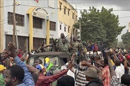 Lực lượng G5 Sahel, Trung Quốc kêu gọi binh sỹ Mali trả tự do cho Tổng thống Keita
