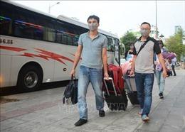 Đà Nẵng đón Đoàn y, bác sỹ tỉnh Nghệ An đến hỗ trợ phòng, chống dịch COVID-19