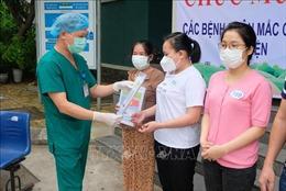 Đã có 542 bệnh nhân mắc COVID-19 được công bố khỏi bệnh