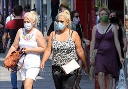 Thủ đô Bỉcảnh báo đỏ về mức độ lây nhiễm COVID-19