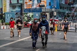 Malaysia tiếp tục siết chặt kiểm soát biên giới