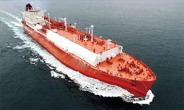 Chế tạo tàu chở container siêu lớn chạy bằng LNG đầu tiên trên thế giới