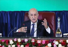 Hạ viện Algeria thông qua dự thảo Hiến pháp sửa đổi
