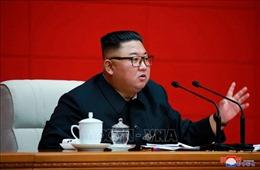 Nhà lãnh đạo Kim Jong-un chủ trì cuộc họp quan trọng về ứng phó bão và COVID-19