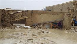 Lũ quét trong đêm tại Afghanistan làm ít nhất 30 người thiệt mạng