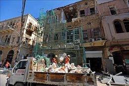 Syria cho phép hàng cứu trợ quốc tế tới Liban quá cảnh
