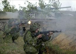 Quân đội Belarus trong tình trạng sẵn sàng cao
