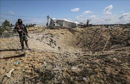 Israel và phong trào Hamas tiếp tục tấn công lẫn nhau