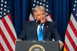 Tổng thống Donad Trump bác bỏ tin đồn từng bị hàng loạt cơn đột quỵ