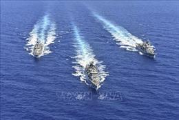 Hy Lạp, UAE bắt đầu hoạt động huấn luyện không quân chung ở Đông Địa Trung Hải