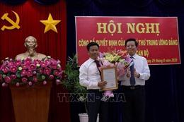 Thứ trưởng Bộ LĐTBXH Lê Quân được điều động giữ chức Phó Bí thư Tỉnh ủy Cà Mau