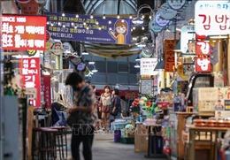 Hàn Quốc: Các cửa hàng trực tuyến 'thắng lớn'trong ngày đầu thắt chặt giãn cách xã hội