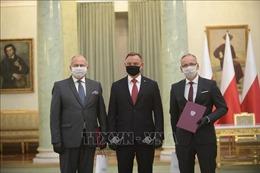Điện mừng Bộ trưởng Ngoại giao nước Cộng hòa Ba Lan