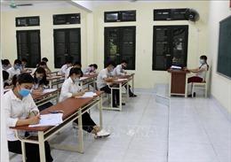 Thái Bình: Sẵn sàng cho Kỳ thi tốt nghiệp THPT năm 2020 đợt 2