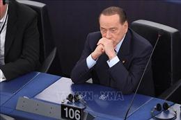 Cựu Thủ tướng Italy Silvio Berlusconi có kết quả dương tính với virus SARS-CoV-2