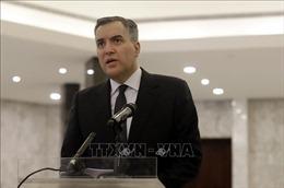 Thủ tướng Liban cam kết thành lập chính phủ kỹ trị