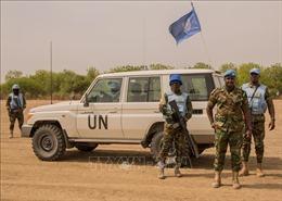 LHQ bắt đầu rút lực lượng gìn giữ hòa bình ở Nam Sudan