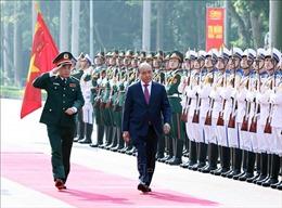 Thủ tướng Nguyễn Xuân Phúc dự Lễ kỷ niệm 75 năm Ngày truyền thống Bộ Tổng tham mưu QĐND Việt Nam