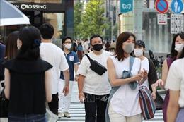 Đại dịch COVID-19 'phủ mây đen'lên hoạt động tiêu dùng Nhật Bản