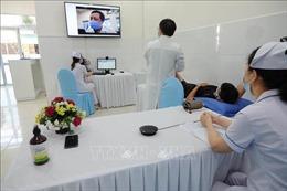 Bệnh viện 199 - Bộ Công an triển khai phòng khám từ xa