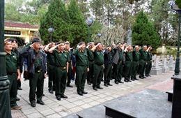 Cựu chiến binh Thông tấn xã Việt Nam giữ vững phẩm chất Bộ đội cụ Hồ