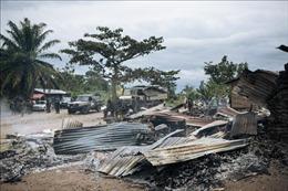 Thảm sát tại CHDC Congo, 58 người bị giết hại