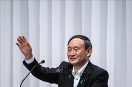 Ứng cử viên Suga đánh giá Nhật Bản không cần tăng thuế tiêu dùng trong 10 năm tới
