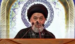 Giáo sĩ Ali Sistani chấp thuận tổ chức cuộc tổng tuyển cử sớm ở Iraq